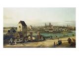 Munich Seen from Haidhausen  about 1761