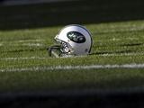 New York Jets - Dec 18  2011: New York Jets Helmet