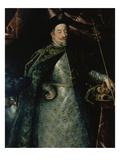 Kaiser Matthias (1557-1619) Als Koenig Von Boehmen (Ausschnitt)  um 1612