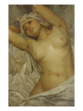 Female Nude  1922