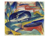 Sleeping Deer  1912/13