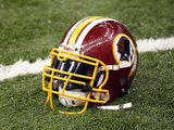 Washington Redskins - Sept 9  2012: Washington Redskins Helmet