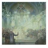 The Slav Epic: Holy Mount Athos  1928