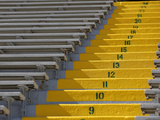 Green Bay Packers - Sept 30  2012: the Stands at Lambeau Field