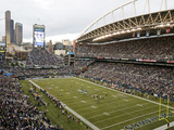 Seattle Seahawks - Sept 24  2012: CenturyLink Field