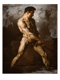 Study of a Male Nude  1817/20