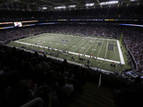 St Louis Rams - Sept 16  2012: Edward Jones Dome