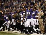 Baltimore Ravens - Sept 23  2012: Torrey Smith