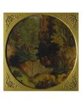 Ritt Durch Den Wald  um 1840/50