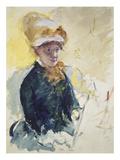 Self Portrait  about 1880