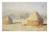 Haystacks  Morning Effect  1891