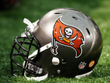 Tampa Bay Buccaneers - Sept 18  2011: Tampa Bay Buccaneers Helmet