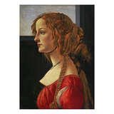 Portrait of a Young Woman in Profile (Simonetta Vespucci)