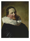Portrait of a Thirty-Year Old Man with Toby Collar  1633