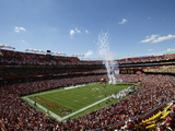 Washington Redskins - Sept 23  2012: FedEx Field