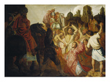 The Stoning of St Stephen  1625