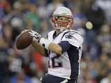 New England Patriots - Sept 30  2012: Tom Brady
