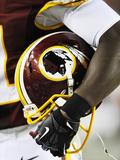 Washington Redskins - Aug 29  2012: Washington Redskins Helmet