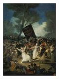 Das Begraebnis Der Sardine Karnevalsszene  um 1812/1819