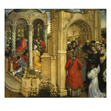 The Wedding of the Virgin Mary  about 1420