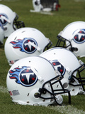 Tennessee Titans: Tennessee Titans Helmet