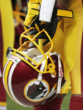 Washington Redskins - Sept 16  2012: Washington Redskins Helmet
