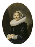 Portrait of a Woman  1638