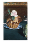 Still Life with Brioche  about 1880