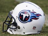 Tennessee Titans - Sept 2  2010: Tennessee Titans Helmet