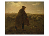The Shepherd  about 1858-62