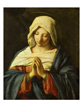 Praying Madonna