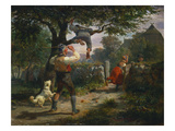 The Thieves of Fruits  1846