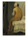 The Bather (Baigneuse De Valpincon)  1808