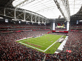 Arizona Cardinals - Sept 23  2012: University of Phoenix Stadium