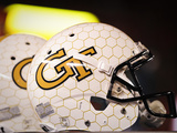 Georgia Institute of Technology: Georgia Tech Football Helmet