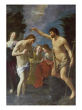 The Baptism of Christ  about 1622/23