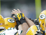 Green Bay Packers - Sept 24  2012: Packers Huddle
