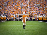 Tennessee Titans: Pride of the Southland Marching Band Performs in Neyland Stadium