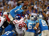 Carolina Panthers - Sept 20  2012: Cam Newton
