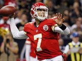 Kansas City Chiefs - Sept 23  2012: Matt Cassel