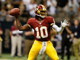 Washington Redskins - Sept 9  2012: Robert Griffin III
