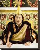 Le dalaï-lama Tableau sur toile