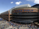 Detroit Lions - Sept 9  2012: Outside Ford Field