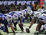 New York Jets - Sept 9  2012: Bills Defensive Line