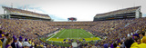 Louisiana State University: Endzone View of Tiger Stadium