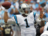 Carolina Panthers - Sept 16  2012: Cam Newton