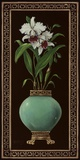 Ginger Jar With Orchids II