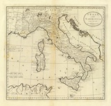 Italy and Sardinia  c1796
