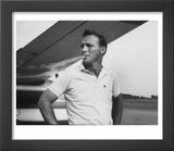 Golfer Arnold Palmer
