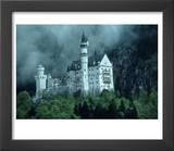 Castle  Neuschwanstein  Germany